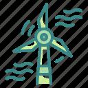 agriculture, ecology, envionment, farm, windmill