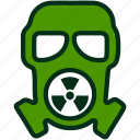 mask, toxic, protection, pollution, gas