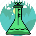 ecology, experiment, lab, laboratory, research, science icon