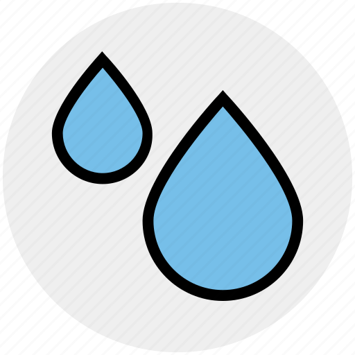 Conservation, ecology, environment, plumbing, rain, water, water drops icon - Download on Iconfinder