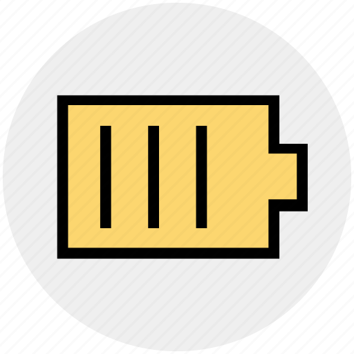 Battery, conservation, ecology, energy, environment, storage icon - Download on Iconfinder