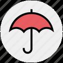 ecology, energy, environment, garden, nature, rain, umbrella icon