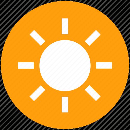 day, eco, ecology, environment, sun, sunlight icon