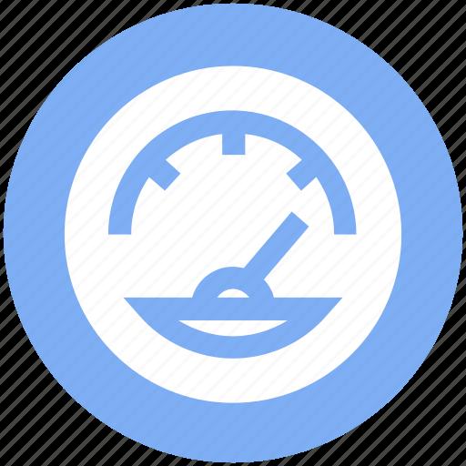 Ecology, speed, meter, gauge, dashboard, measure, speedometer icon