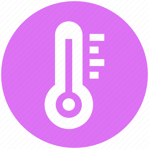 eco, ecology, energy, environment, green, nature, thermometer icon