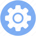 cog, configuration, ecology, environment, gear, setting, setup icon