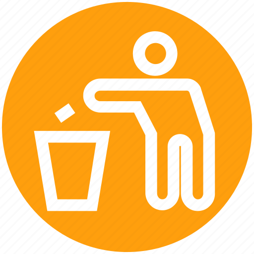 center, dustbin, ecology, environment, recycling, waste icon