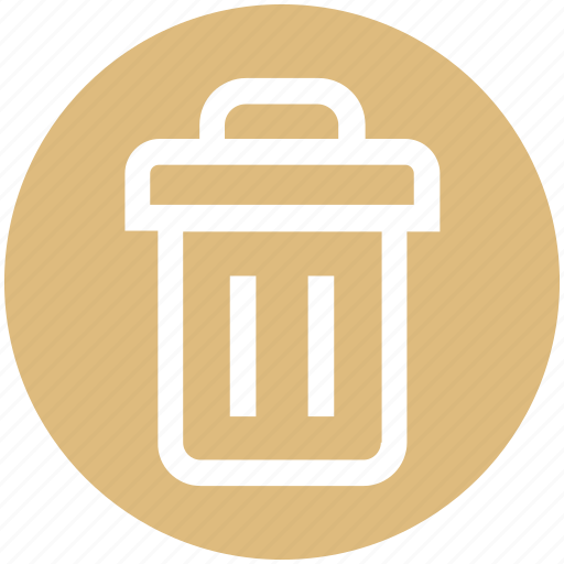 Dustbin, eco, ecology, environment, nature, trash icon - Download on Iconfinder