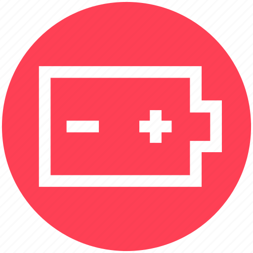 battery, ecology, energy, environment, nature, power, storage icon