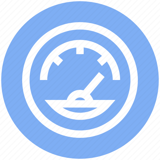 dashboard, ecology, gauge, measure, meter, speed, speedometer icon
