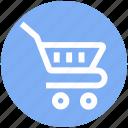 basket, cart, ecological, ecology, energy, environment, shopping cart icon