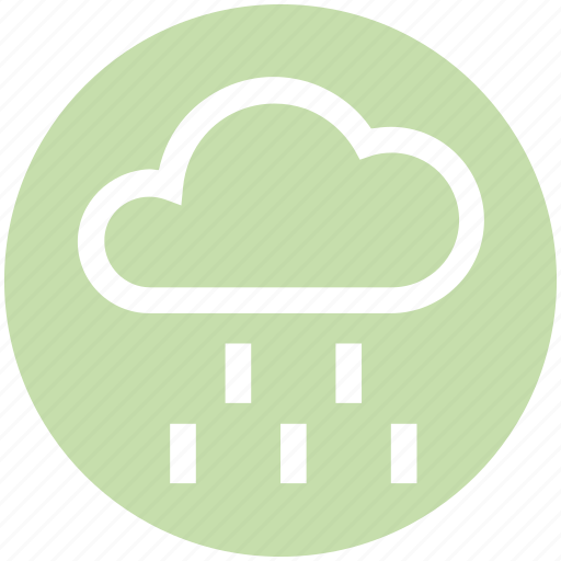 Cloud, ecology, environment, rain, season, weather icon - Download on Iconfinder