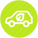 eco, eco car, ecology, environment, friendly, transport, vehicle