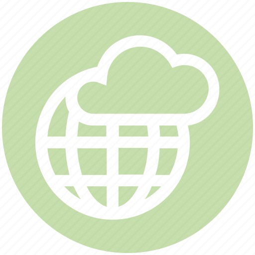 Bio, cloud, earth, eco friend, ecology, environment, world icon - Download on Iconfinder