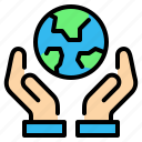 earth, eco, ecology, hands, planet, save, world