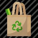 bag, ecology, recycle, reusable, shopping