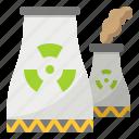 ecology, energy, nuclear, plant, power