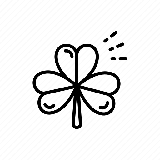 clover, green, leaf, luck, nature, plant icon