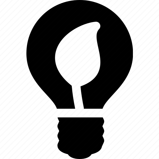 eco, electricity, energy, lamp, light, lightbulb, power icon