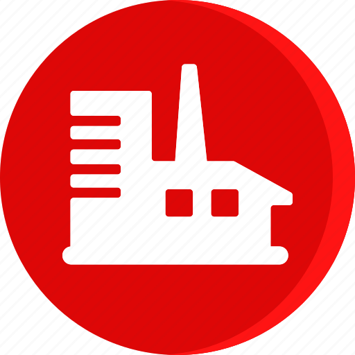 Ecological, ecology, energy, environment, green, power, eco factory icon - Download on Iconfinder