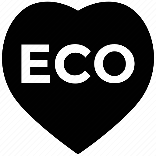 eco, eco heart logo, eco leaf icon, eco sign, eco word icon