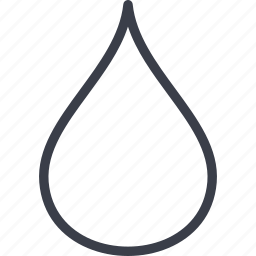 a drop, ecology, moisture, nature, water icon