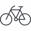 a bike, eco, ecology, ride icon
