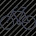 a bike, eco, ecology, ride icon