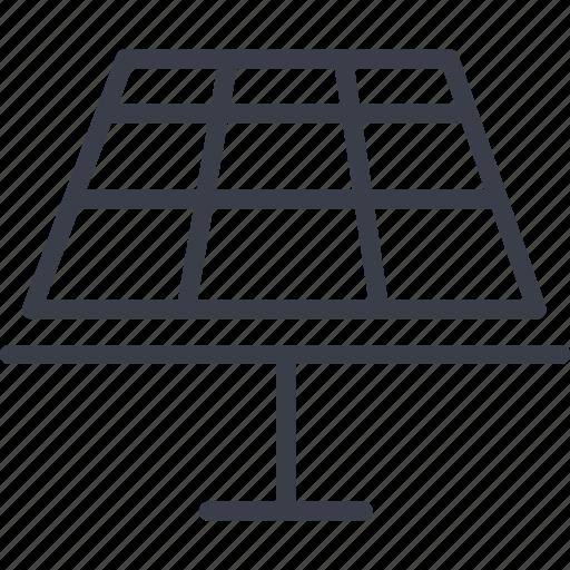 alternative energy source, ecology, energy, energy savings, solar battery icon