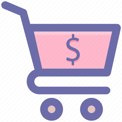 cart, dollar, online shopping, shop, shopping icon