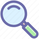tool, zoom, magnifying glass, search tool, magnifier, view
