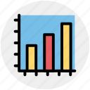 bar, business, chart, dashboard, graph, growth icon