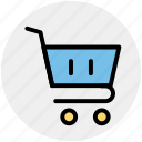 basket, cart, ecommerce, shopping, shopping basket icon