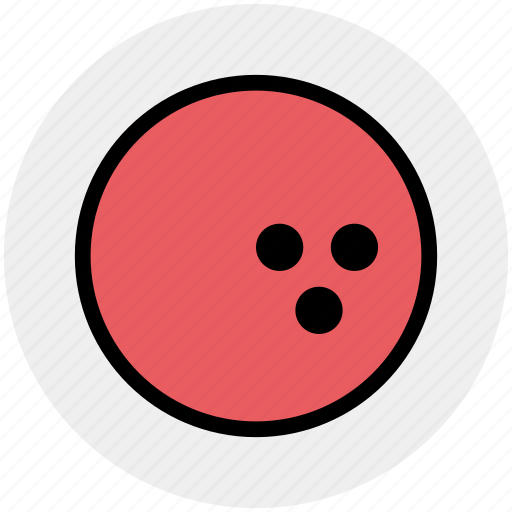 ball, bowling, bowling ball, house ball, play, sports accessories icon
