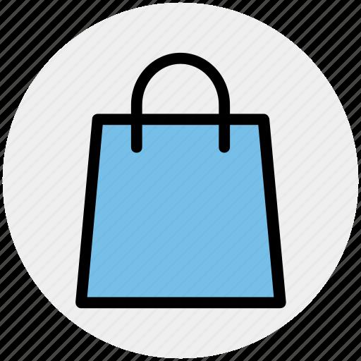 fashion, hand bag, ladies, purse icon