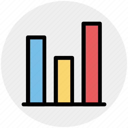 analytics bar chart, analytics chart, bar chart, chart, financial chart, line chart icon