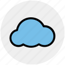 clouds, iclouds, modern clouds, puffy clouds, sky clouds icon