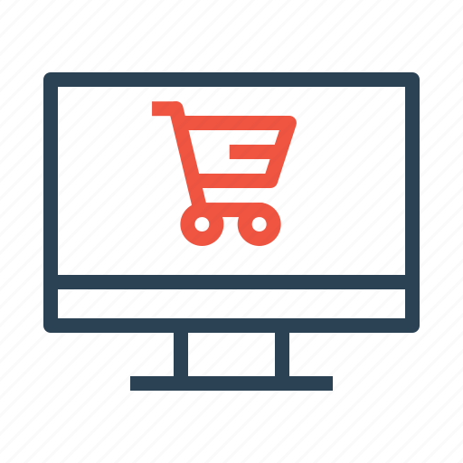 cart, device, ecommerce, finance, profit, sale, shop icon