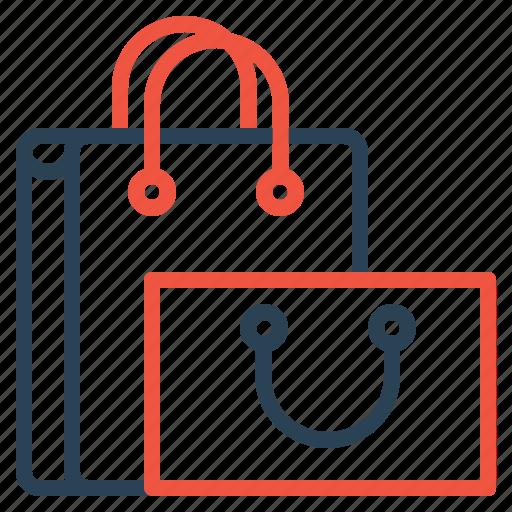 bag, carrybag, cart, handbag, sale, sell, shopping icon