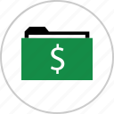 archive, dollar, money, safe, save, secured, sign icon