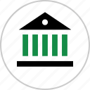 bank, banking, interest, loan, money, online, rate icon