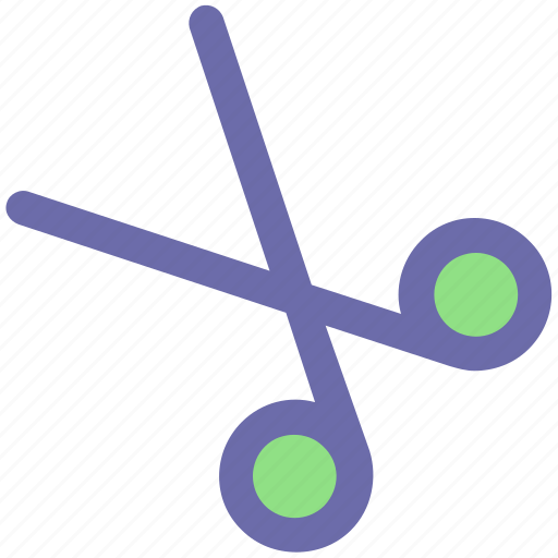 cut, cutting symbol, cutting tool, edit sign, scissor, tool icon