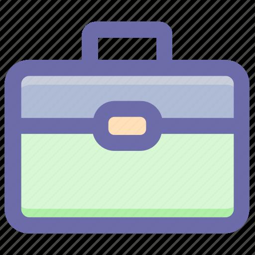 bag, bank, business, money, office bag, school bag icon