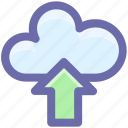 cloud computing, cloud storage, cloud uploading, drop box cloud, uploading icon