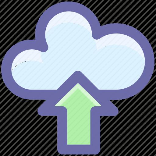 cloud computing, cloud storage, cloud uploading, drop box cloud, uploading icon