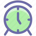 alarm, clock, morning alarm, time, timer icon