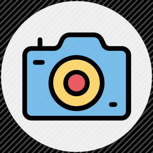 cam, camera, image, photo, photography, snap shot icon