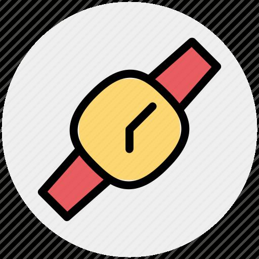clock, hand, hand watch, smart watch, time, watch icon