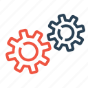 gear, optimization, options, preferences, product, seo, settings icon