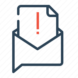 email, information, marketing, product, query, related, response icon